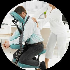 La pause bien-être massage assis chinois Marion Lethiecq massage