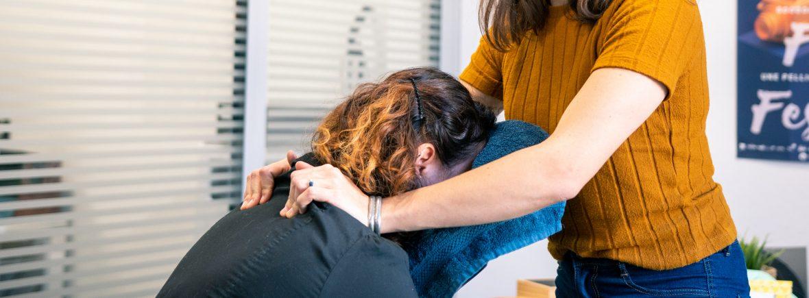 Massage entreprises Marion Lethiecq Tours