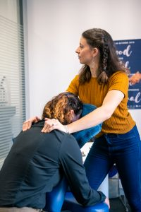 Massage en entreprise - corporate massage - Tours (37)